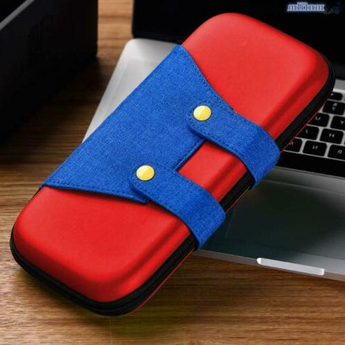 For Switch Storage Bag Carrying Case