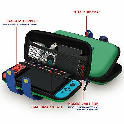 For Switch Protective Storage Accessories Carrying USA