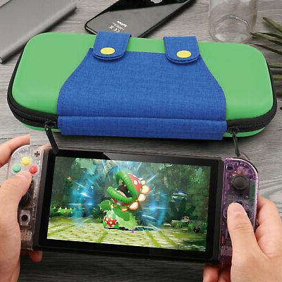For Storage Mario Carrying Case