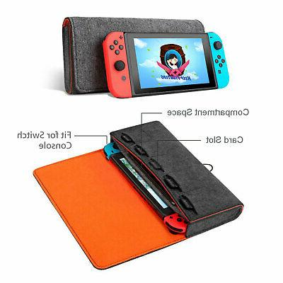For Nintendo Switch Travel Bag Accessories