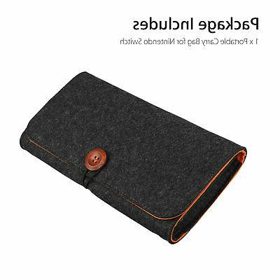 For Switch Carrying Case Bag Accessories Cover