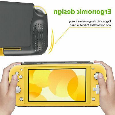 Non-slip Anti-Scratch Carry Grip Shell for Switch