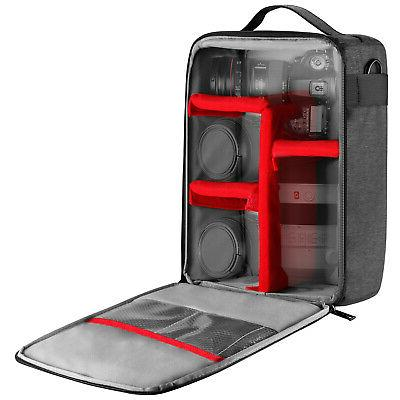 nw140s waterproof camera and lens storage carrying