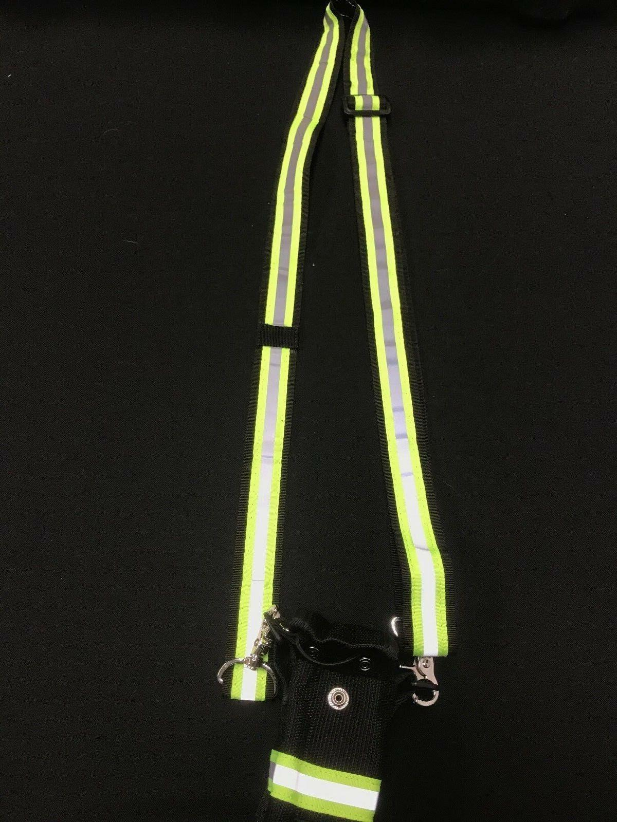 NYLON Case with Reflective Triple Straps With
