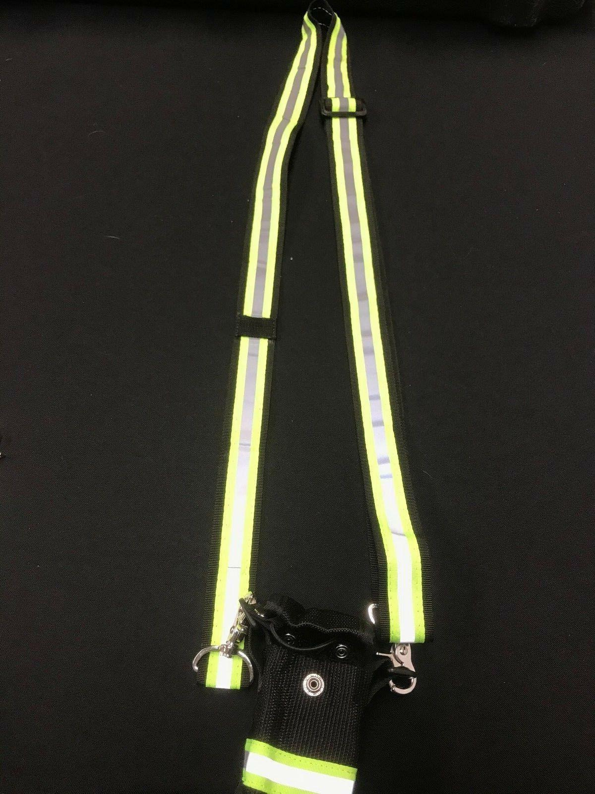 NYLON Carry with Reflective Triple Straps With Strap
