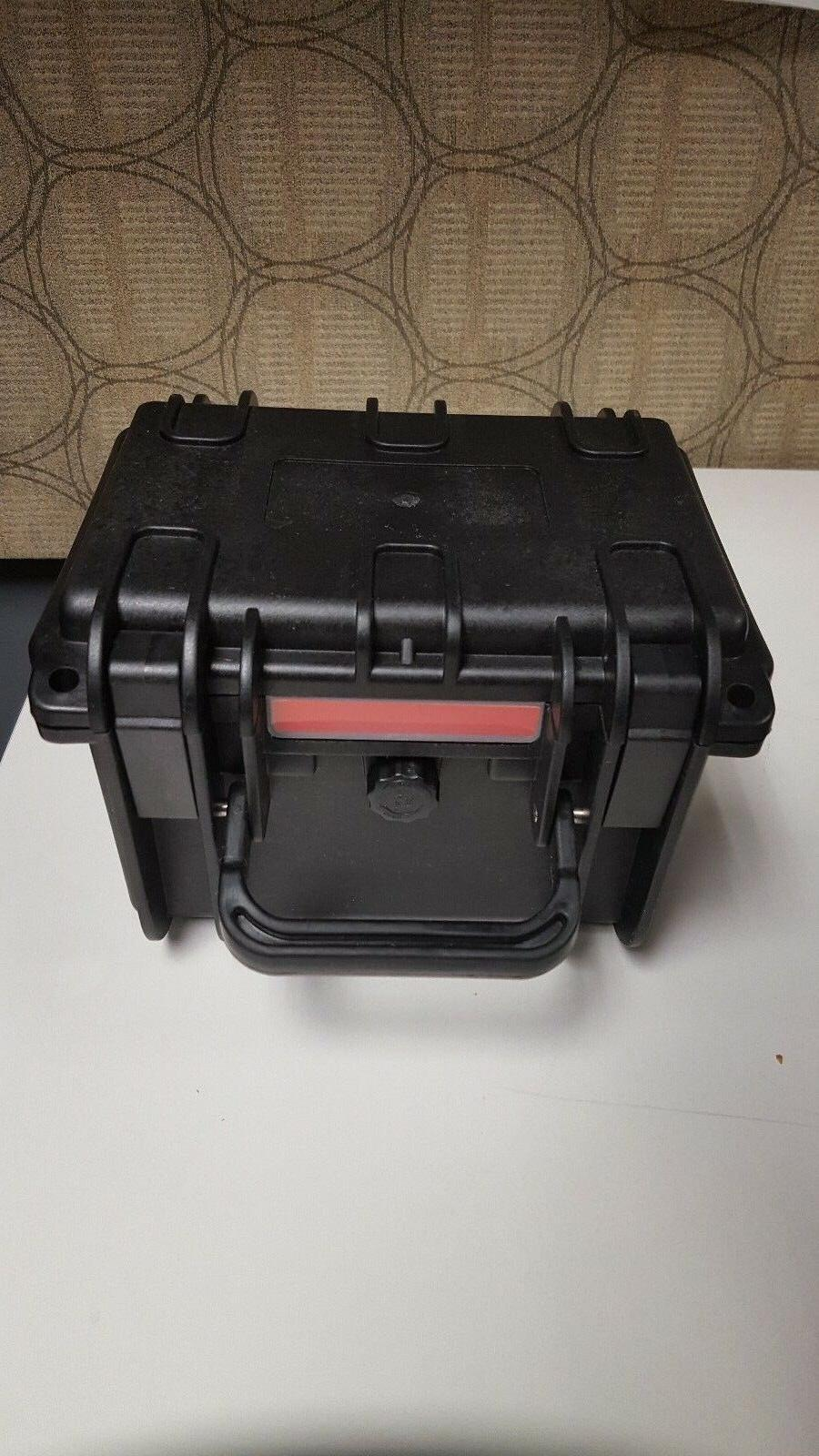 OEM Pelican style protective carrying case with removable fo