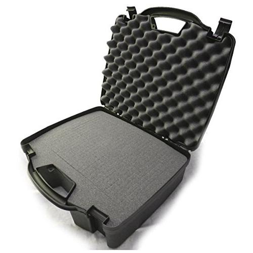 OFFICEFORCE Hard Case w/Dense for Brother P-Touch PT D600, P750, D400, Label Cable, and Accessories