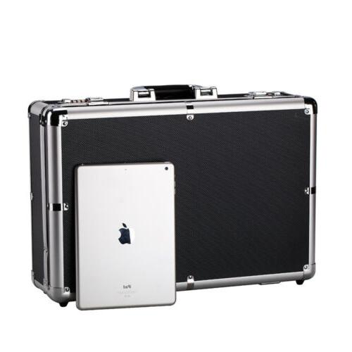 Password Aluminum Business Office Cash Carrying Cases