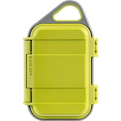 personal utility carrying case accessories lime gray