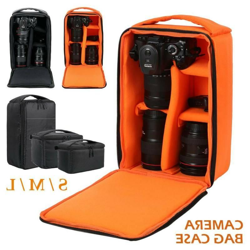 photography camera bag insert carry case partition