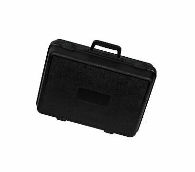 plastic carrying case with foam 17 x