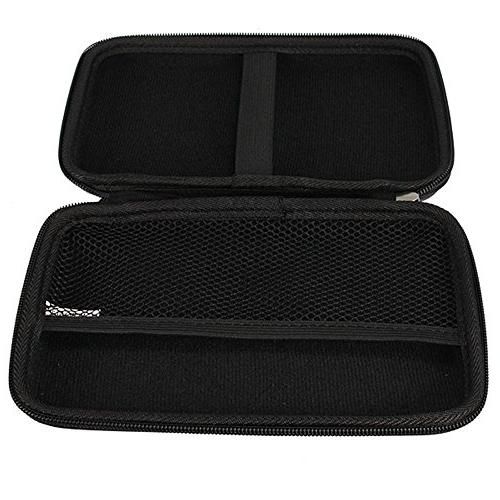"""Portable 7""""Inch Hard Case Bag for 6"""" 7"""" 2757LM 770 Dezl Tomtom Roadmate Devices Bank Hard"""