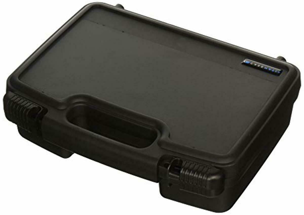 portable projector carrying hard case with customizable