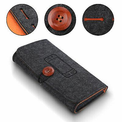 Portable Case Felt Bag for Nintendo Lite