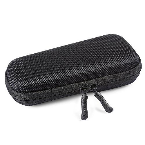 BOVKE for Arc Touch Mouse Travel Storage Cover Bag, Black