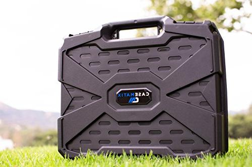 CASEMATIX Protective Projector Case Epson PowerLite 1781W 1785W , V11H796020 , V11H795020 Portable and Accessories