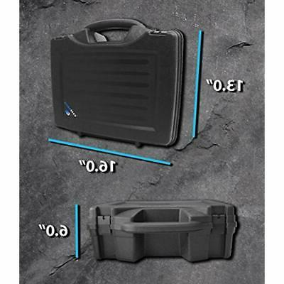 SECURE Travel Hard Carrying Dense Foam For Lumens ,