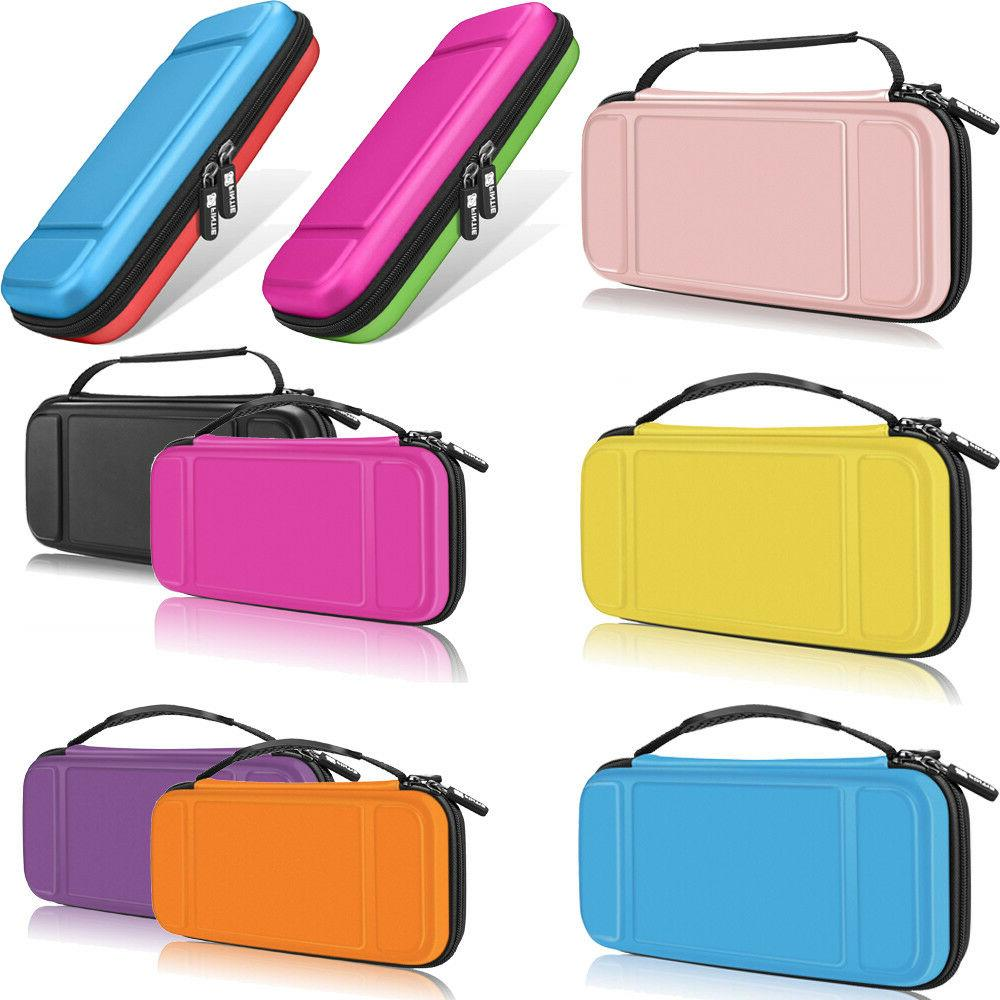 shockproof carry case for nintendo switch w