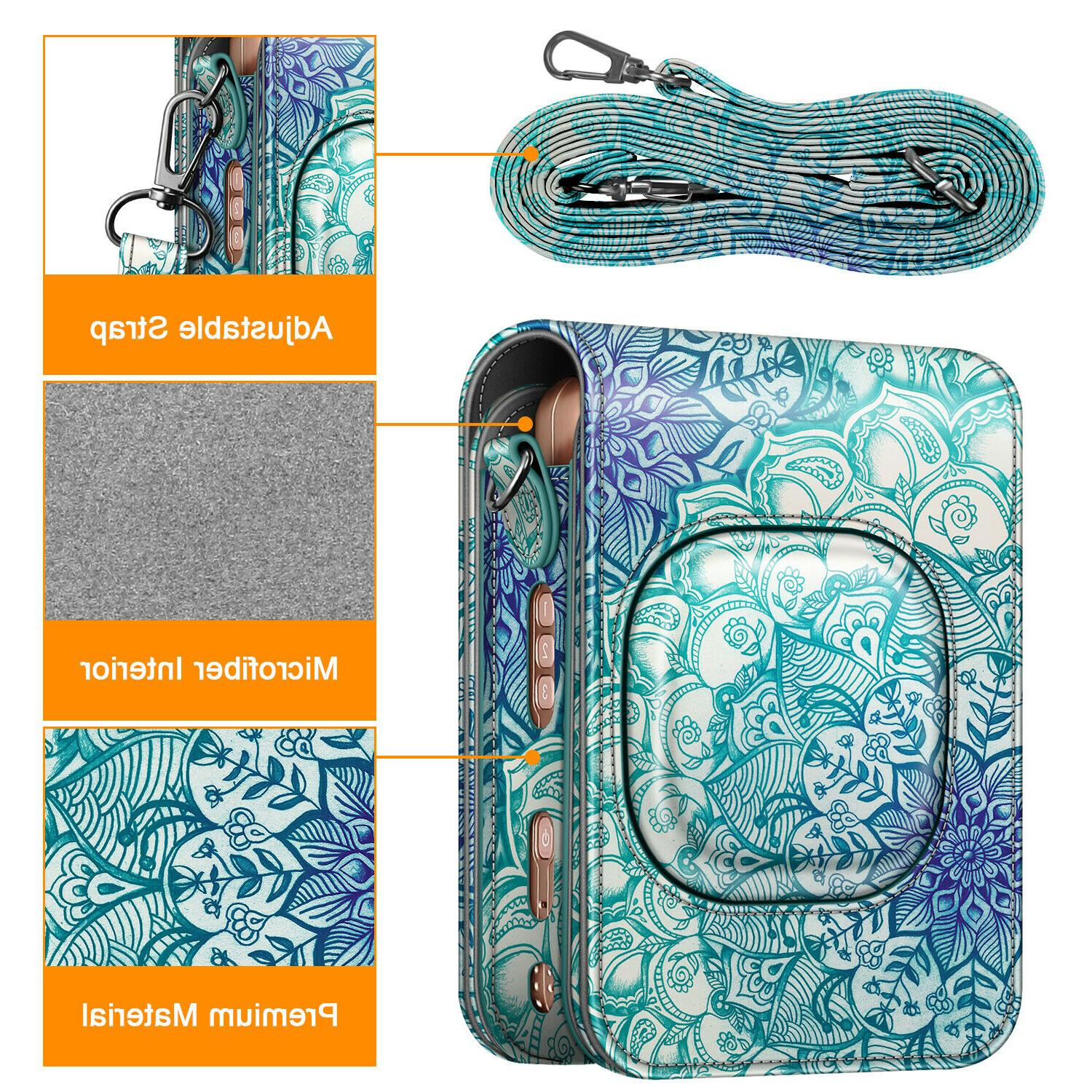 Shockproof Carrying Case for Fujifilm Instax Mini LiPlay Hyb