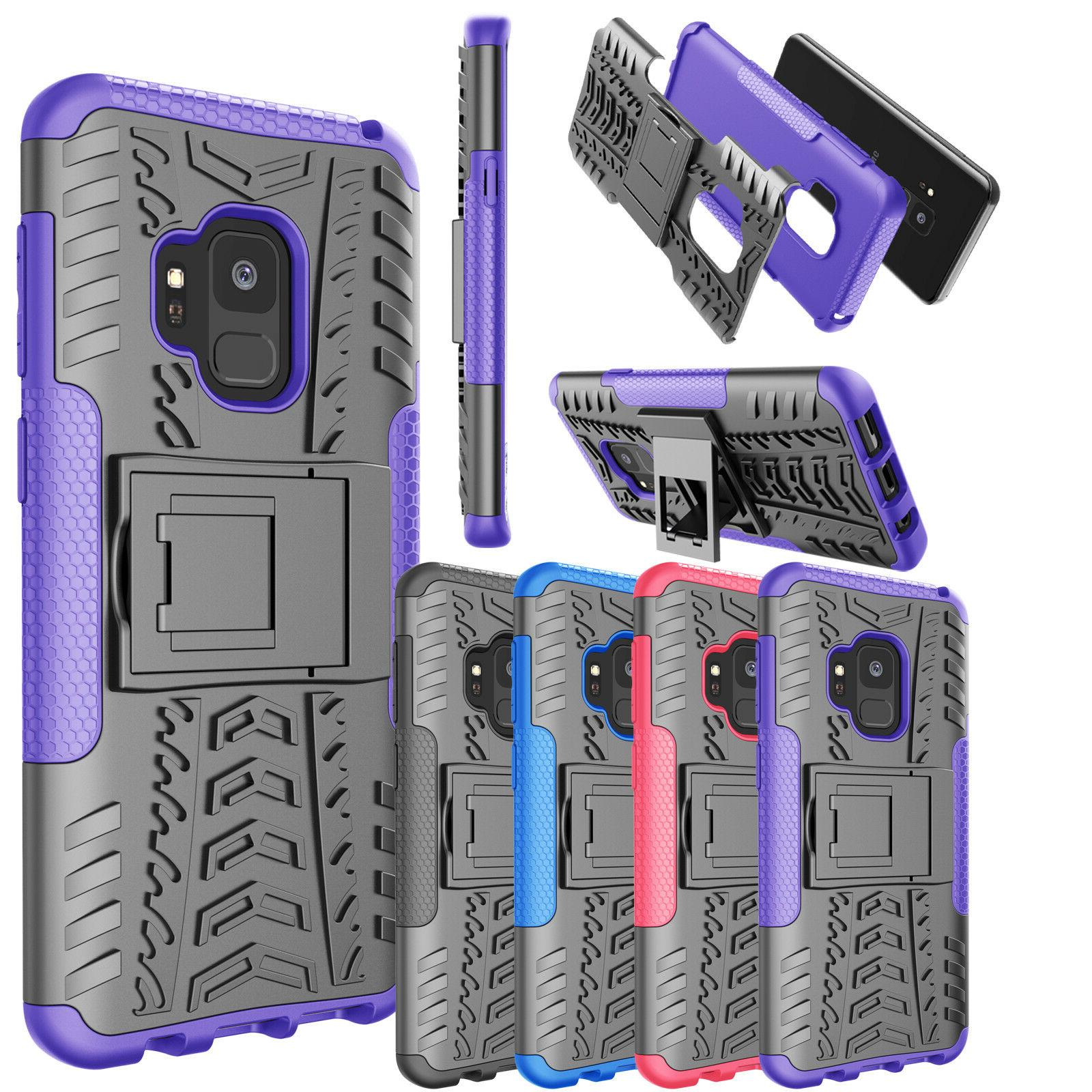 Shockproof W/Kickstand Protective Carrying Case For Samsung