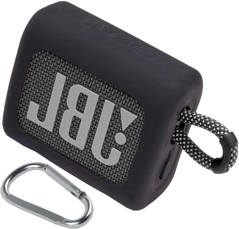 silicone carrying case for jbl go3 go