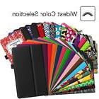 Fintie Slim Folio PU Leather Cover Case Stand for Apple iPad