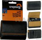 Lowepro Sorrento Compact Leather Carrying Case Bag w/Beltloo