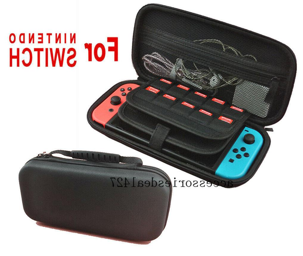 switch carrying case travel bag portable