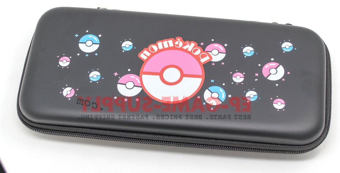 travel bag carrying case handle for nintendo