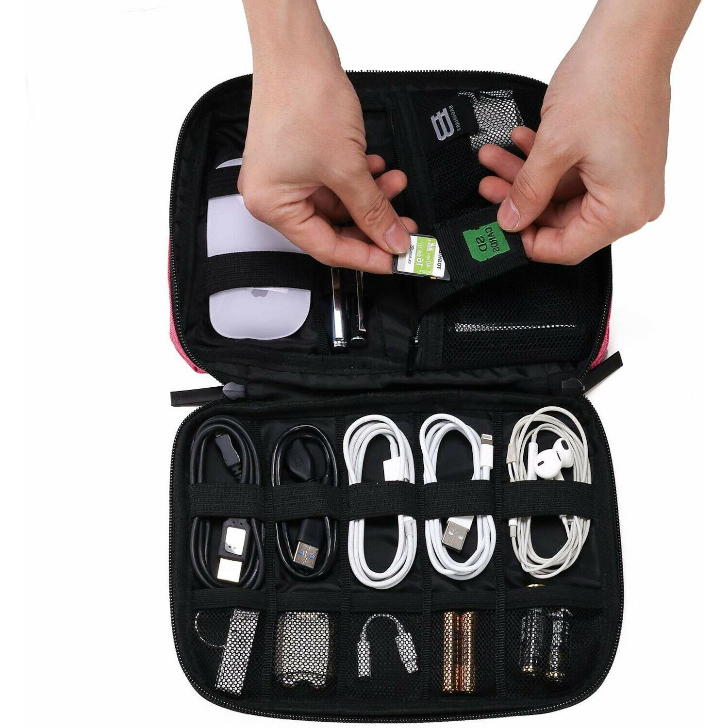 Travel Electronic Charger SD