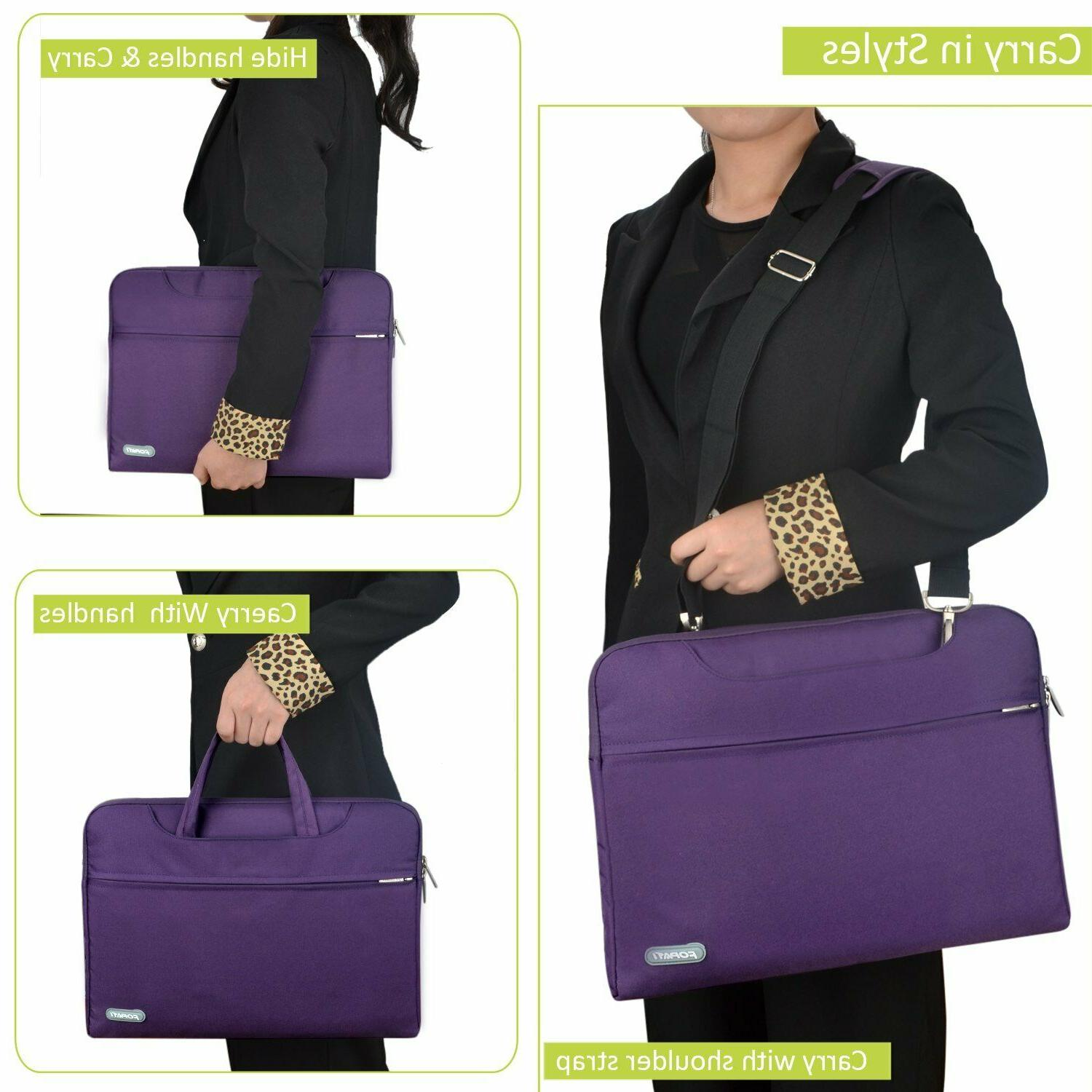 Traveling Office Ladies Carrying Laptop Case Cabin Style