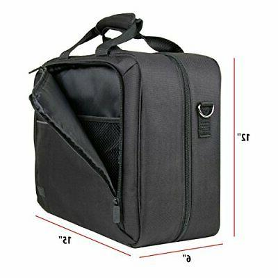 USA Gear Video Case, Large for - Compatible