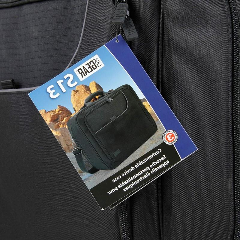 USA Video Carrying Case Bag with