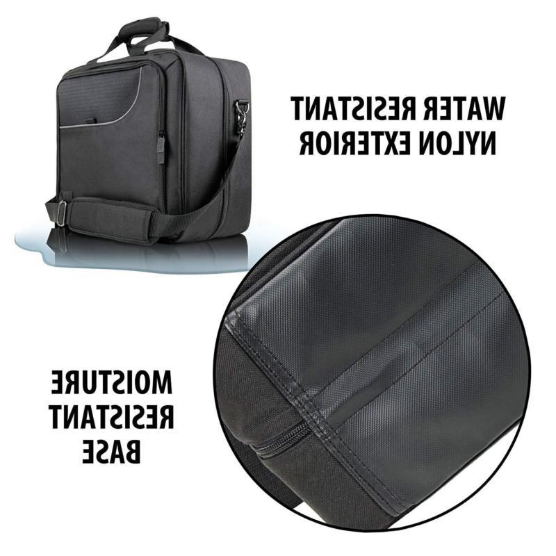 USA Gear Projector Carrying Case Compatible with T20,