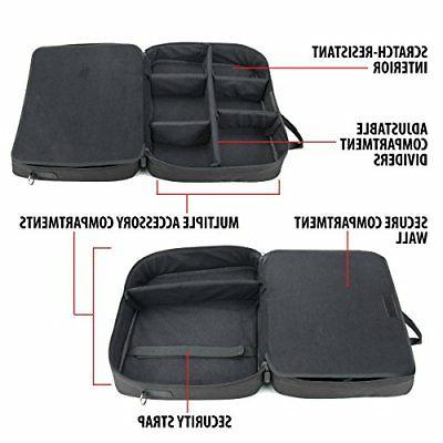 USA Video Projector Carrying Case Bag