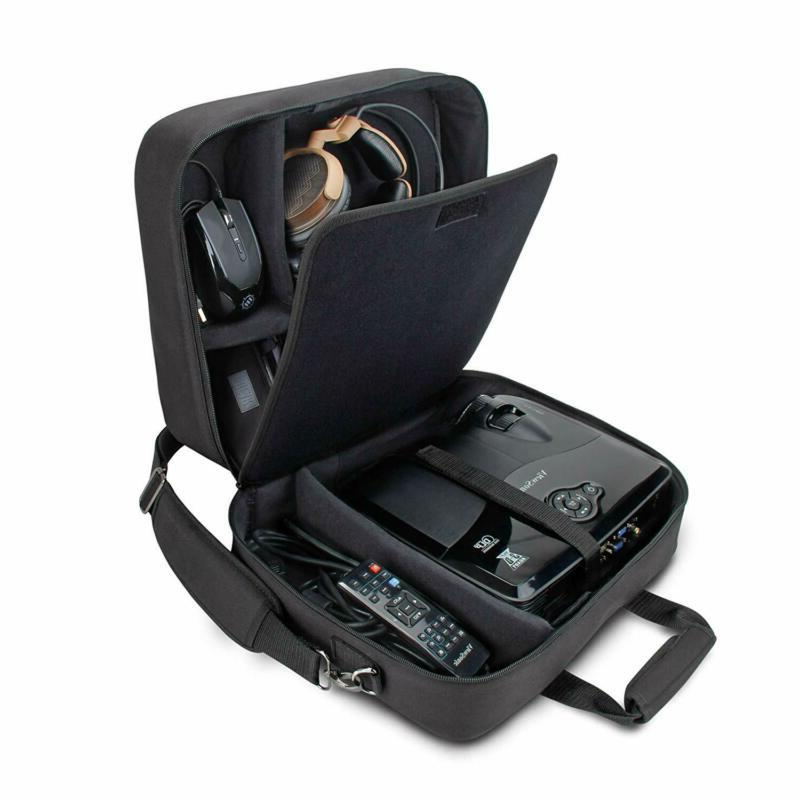 Video Bag Scratch-Resistant with Dividers