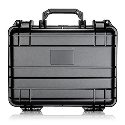 Neewer 13x10x6/33x25x15cm Case with for Lights, Accessories