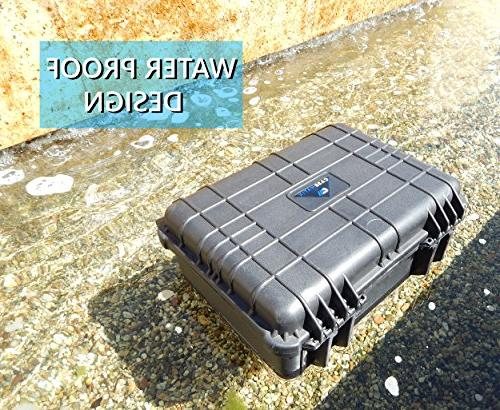 and Accessory FishFinder Case Fits Hummingbird , Lowrance , Simrad and More GPS