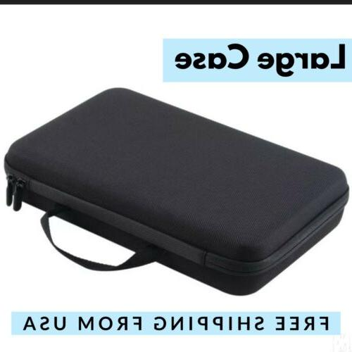 waterproof shockproof carrying case bag for gopro