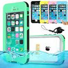 WATERPROOF SHOCKPROOF DIRT PROOF CASE COVER FOR APPLE IPHONE