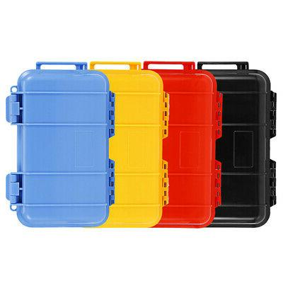 Waterproof Outdoor Camping Container Case Survival Carry Han