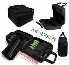 Xbox One Travel Case Carrying Bag Disc Pockets for Accessori