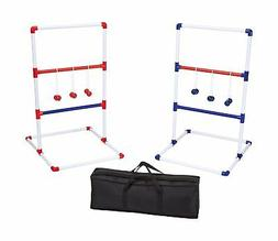AmazonBasics Ladder Toss Set with Soft Carrying Case