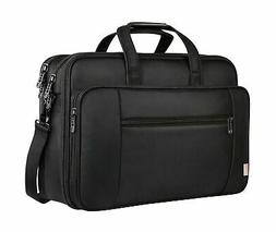 17 inch Laptop Bag, Large Business Briefcase for Men Women,