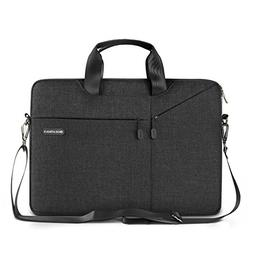 Laptop Notebook Sleeve, Waterproof Shoulder Bag Simple Style