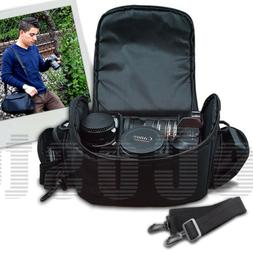 Large Digital Camera/Video Padded Carrying Bag/Case for Pent