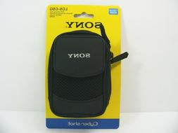 Sony Lcs-Csq Soft Cyber-Shot Camera Case - Top-Loading - Pol