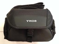Sony LCS-U21 Soft Carrying Case for Cyber-Shot and Alpha NEX