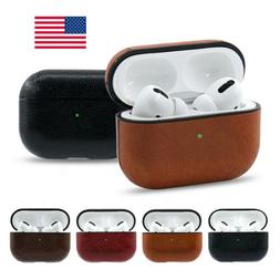 Leather Shockproof Carrying Cover Skin Case For Apple AirPod