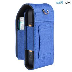 Luxury Portable PU <font><b>Leather</b></font> For IQOS 2.4